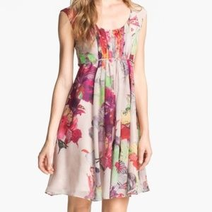 Ted Baker Treasured Orchid NEW WITH TAG Dress 1